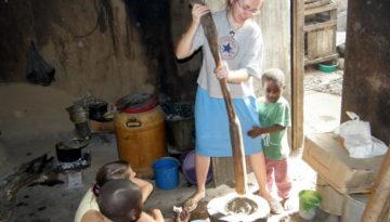 Благодарность Татьяны Лексункиной, сотрудницы российского Уиклифа в Гане с 2008 г.