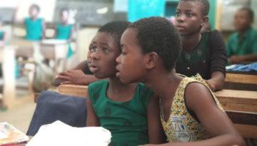 Каникулы, они и в Африке каникулы