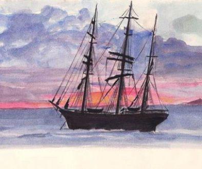 Печатник с затонувшего корабля