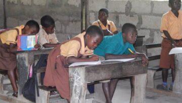 Ох или ах?! Рассказ о ганских школьниках.